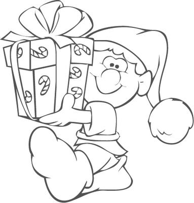 Dibujos De Navidad Para Decorar La Clase.Navidad Educate Especial